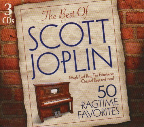 Scott Joplin Best Of Scott Joplin 3 CD Set