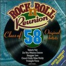 Rock N Roll Reunion Class Of 1958 Incl. Trivia Booklet Rock N Roll Reunion