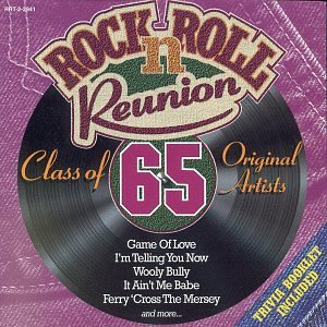 Rock N Roll Reunion Class Of 1965 Incl. Trivia Booklet Rock N Roll Reunion
