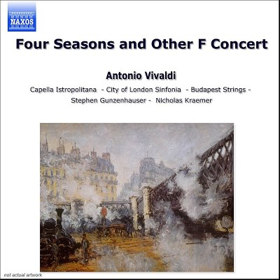 A. Vivaldi Four Seasons