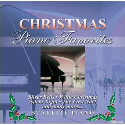 Starlite Piano Christmas Piano Favorites