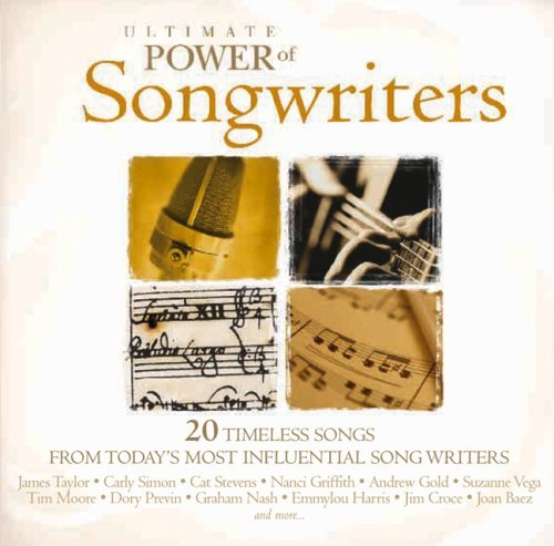 Ultimate Power Of Songwriters Ultimate Power Of Songwriters 2 CD Set