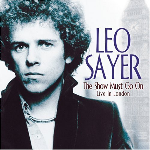 Leo Sayer Show Must Go On