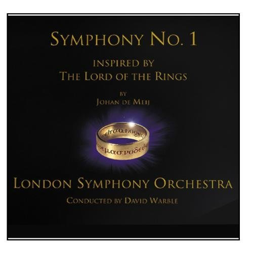 London Symphony Orchestra Lord Of The Rings Sym 1 Warble London So