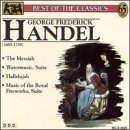 G.F. Handel Messiah Hlts Water Music Ste & Various