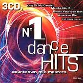 Countdown Mix Masters Number 1 Dance Hits Vol. 3