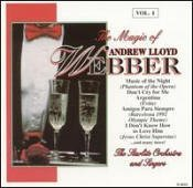 Andrew With Starlite Orchestra Lloyd Webber Magic Of Andrew Lloyd Webber Vol. 1