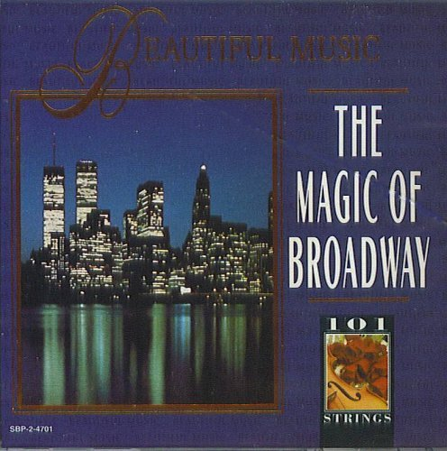 101 Strings Orchestra Magic Of Broadway