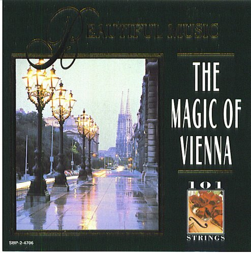 101 Strings Orchestra Magic Of Vienna