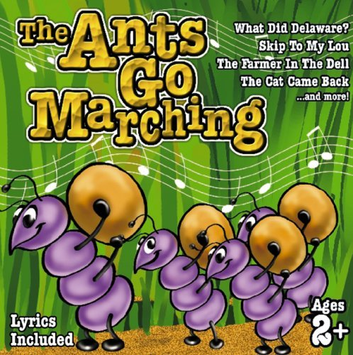 Silly Songs For Kids Ants Go Marching Silly Songs For Kids