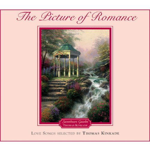 Thomas Kinkade Picture Of Romance