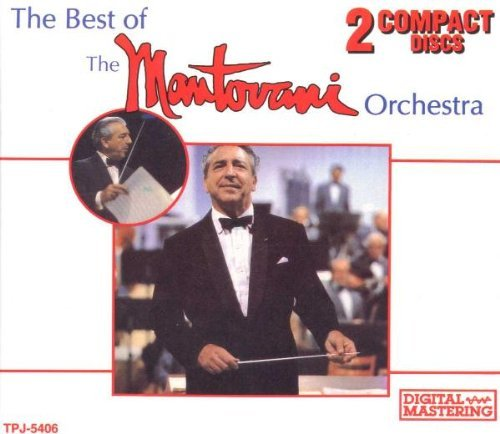 Mantovani Orchestra Best Of The Mantovani Orchestr 2 CD Set