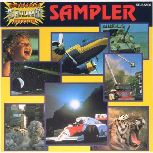 Sound Effects Sampler Sound Effects Sampler