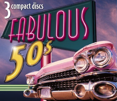 Fabulous 50's Fabulous 50's Slipcase 3 CD Set