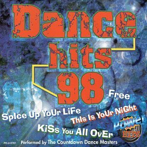 Countdown Singers Dance Hits 98