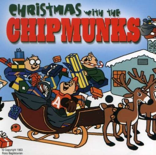 Chipmunks Christmas With The Chipmunks