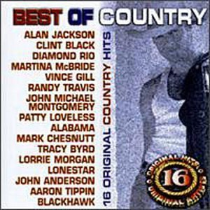 Best Of Country Best Of Country Travis Black Gill Morgan Byrd Blackhawk Tippin Anderson