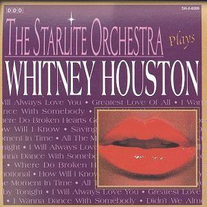 Starlite Orchestra Plays Whitney Houston