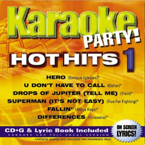 Hot Hits Sing A Long Vol. 1 Karaoke