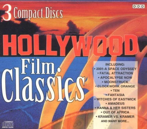Hollywood Film Classics Hollywood Film Classics Strauss Verdi Boccherini Bizet Mozart Wagner Rossini Ravel +