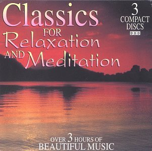 Classics For Relaxation & Medi Classics For Relaxation & Medi Bach Albinoni Bach*c.P.E. + 3 CD 3 Cass Set