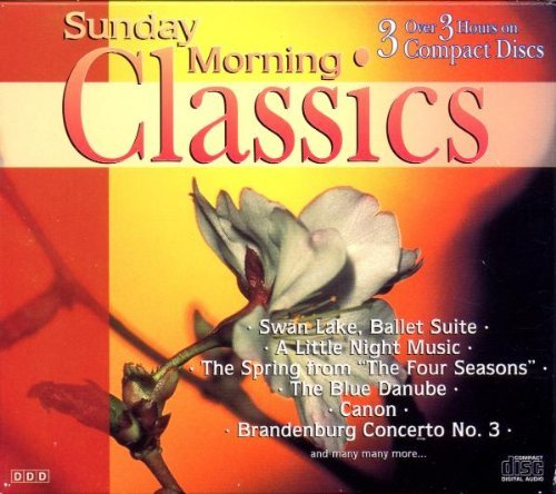 Sunday Morning Classics Sunday Morning Classics Grieg Mozart Ponchielli Bach Vivaldi Beethoven Tchaikovsky