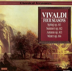 A. Vivaldi Four Seasons Various