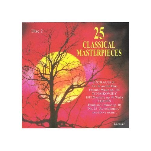 50 Classical Masterpieces 50 Classical Masterpieces 2 CD Set