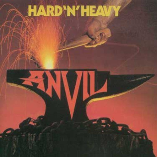 Anvil Hard N Heavy Import Can