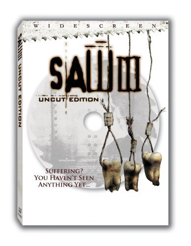 Saw 3 Bell Smith Wahlberg Uncut Edition