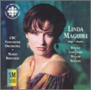Linda Maguire Sings Berlioz Coulthard Wagner Maguire (mez) Bernardi Cbc Vancouver Orch