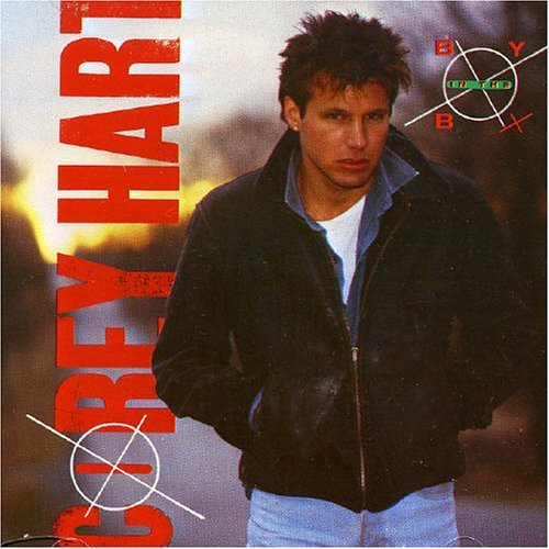 Corey Hart Boy In The Box Import Can