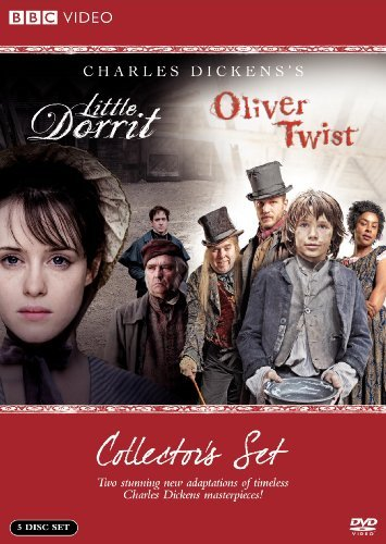 Little Dorrit Oliver Twist Little Dorrit Oliver Twist Coll. Set Nr 5 DVD
