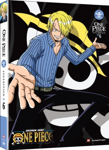 One Piece Collection 6 One Piece Tv14 6 DVD