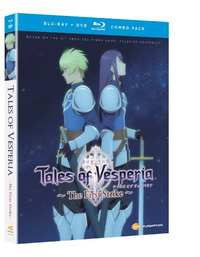 Tales Of Vesperia Tales Of Vesperia Blu Ray Ws Tv14 Incl. DVD