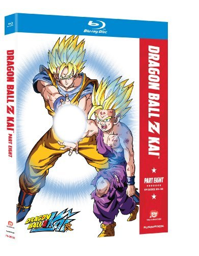 Dragon Ball Z Kai Season 1 Pt. 8 Blu Ray Ws Tvpg 2 Br