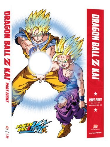 Dragon Ball Z Kai Season 1 Pt. 8 Ws Tvpg 2 DVD