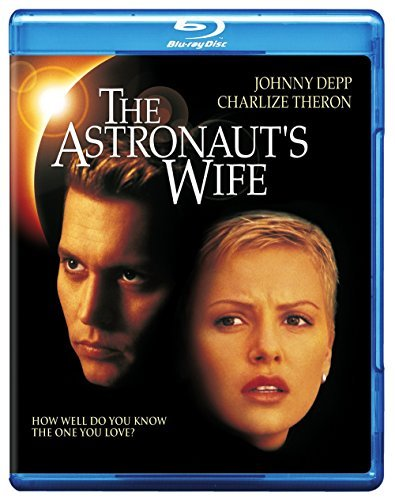 Astronaut's Wife Depp Theron Morton Blu Ray Ws R