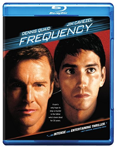 Frequency Quaid Caviezel Doyle Blu Ray Ws Pg13