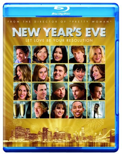 New Year's Eve Berry Biel Breslin Blu Ray Ws Pg13