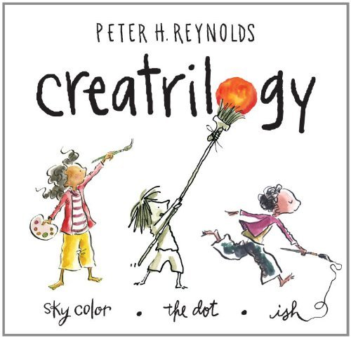 Peter H. Reynolds Creatrilogy