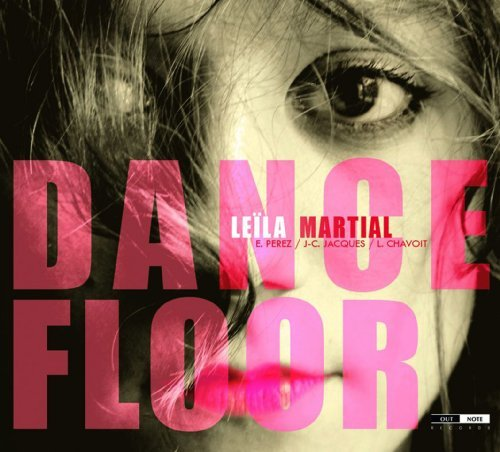 Leila Martial Dance Floor Digipak