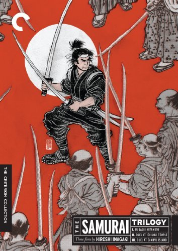 Samurai Trilogy Samurai Trilogy Nr 3 DVD Criterion