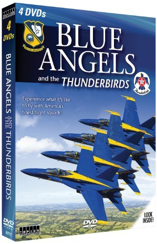 Blue Angels & Thunderbirds Blue Angels & Thunderbirds Nr 4 DVD