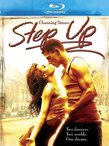 Step Up Tatum Dewan Radcliff Blu Ray Ws Pg13