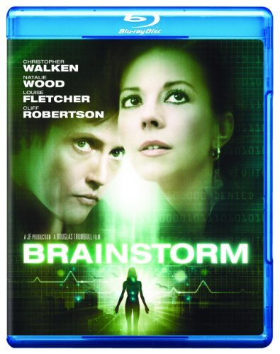 Brainstorm Walken Wood Fletcher Blu Ray Ws Pg