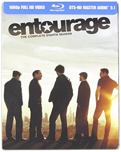 Entourage Season 8 Blu Ray Season 8