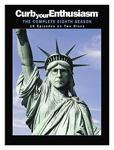 Curb Your Enthusiasm Season 8 DVD Nr 2 DVD