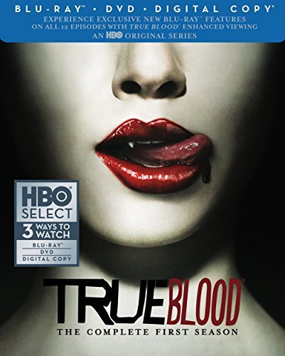 True Blood Season 1 Blu Ray DVD Dc Nr