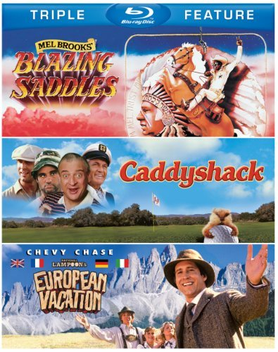Blazing Saddles Caddyshack Nat Blazing Saddles Caddyshack Nat Blu Ray Ws Nr 3 Br